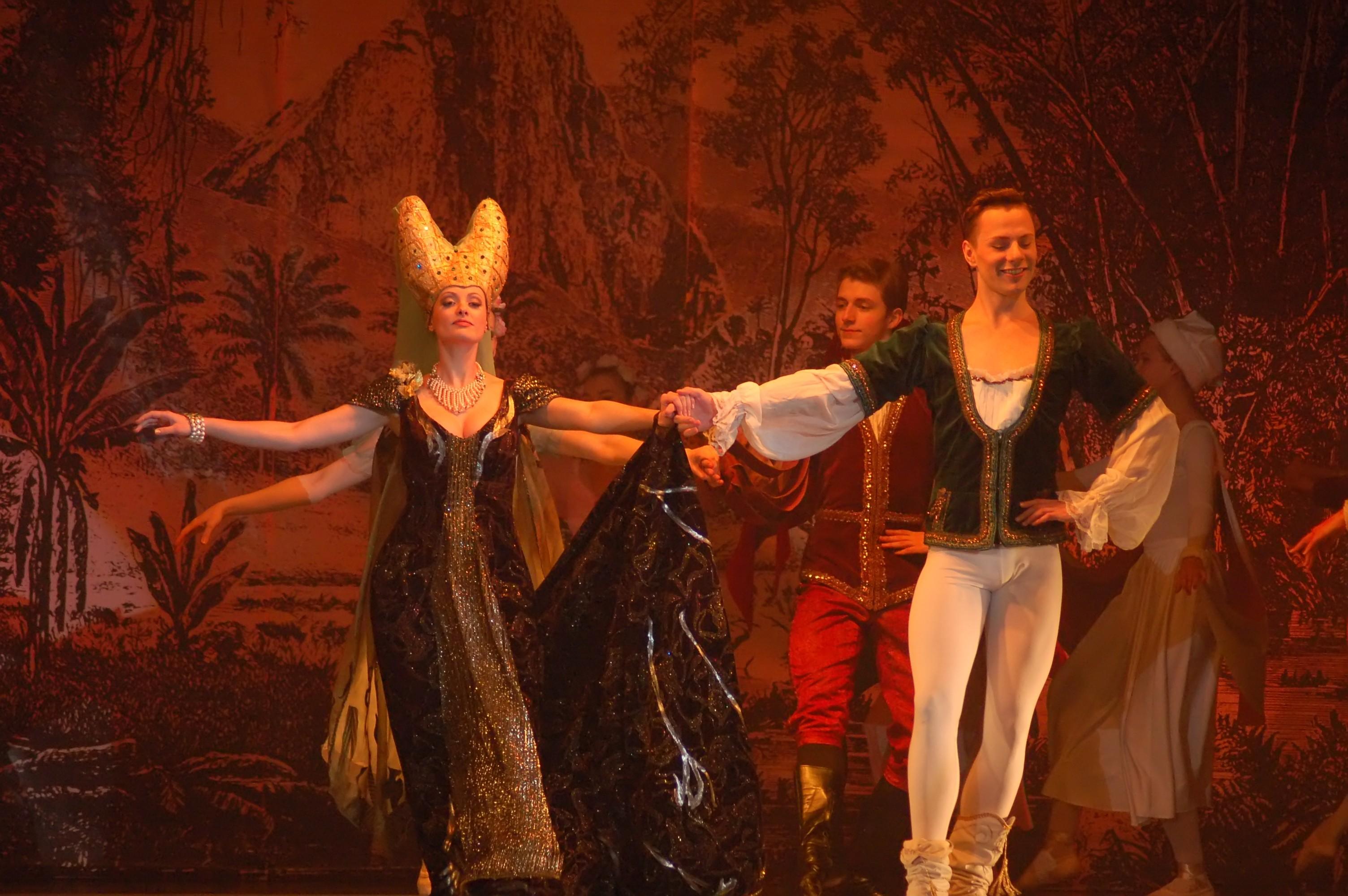 Balet Jezioro ?ab?dzie [Teatr Palladium - 13.01.2013