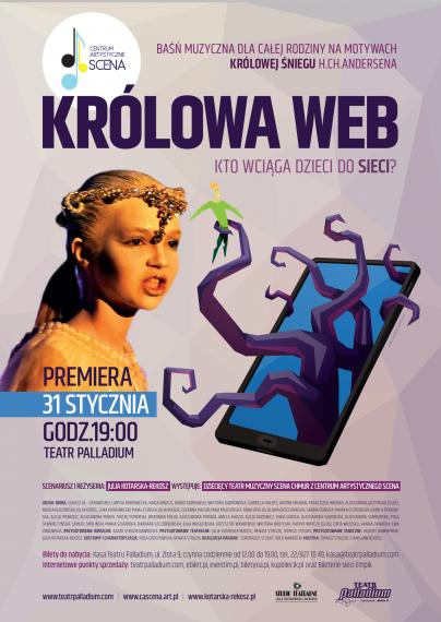 Królowa WEB